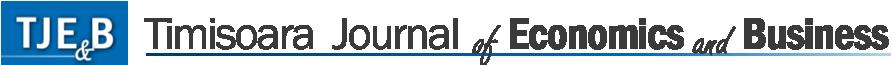 Timisoara Journal of Economics and Business